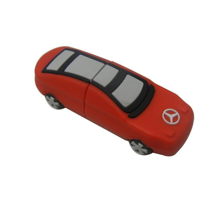 car shaped custom USB Drive