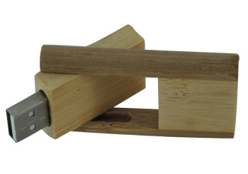 Wooden Pivot USB 02