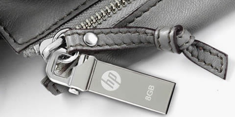 Steel Key Tag Custom USB Drives