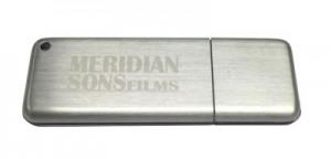 Light Metal USB Drive