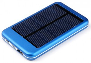 custom solar powerbank